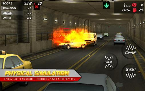 Streets unlimited 3D in English