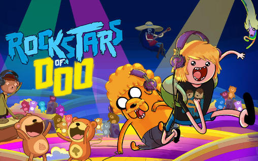Rockstars of Ooo Screenshot