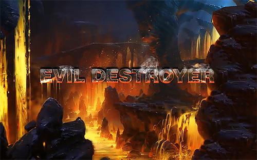Иконка Evil destroyer: Bullet boom
