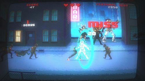 Kung Fury: Straßenwut für iPhone