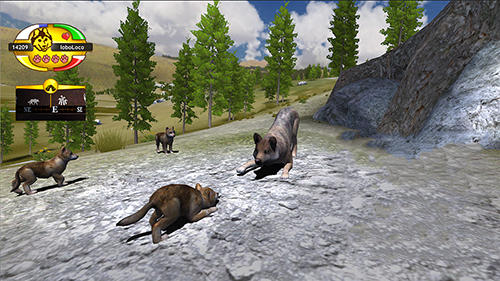Wolf quest для Android