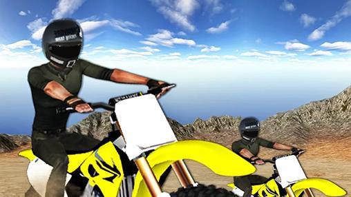 Dirt bike: Extreme stunts 3D in English