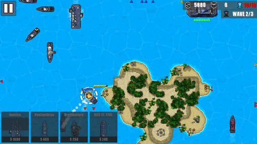 Fleet combat 2: Shattered oceans for Android