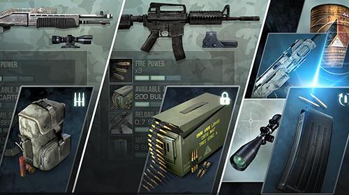 Jurassic missions: Free offline shooting games captura de tela 1