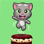 Иконка Talking Tom cake jump