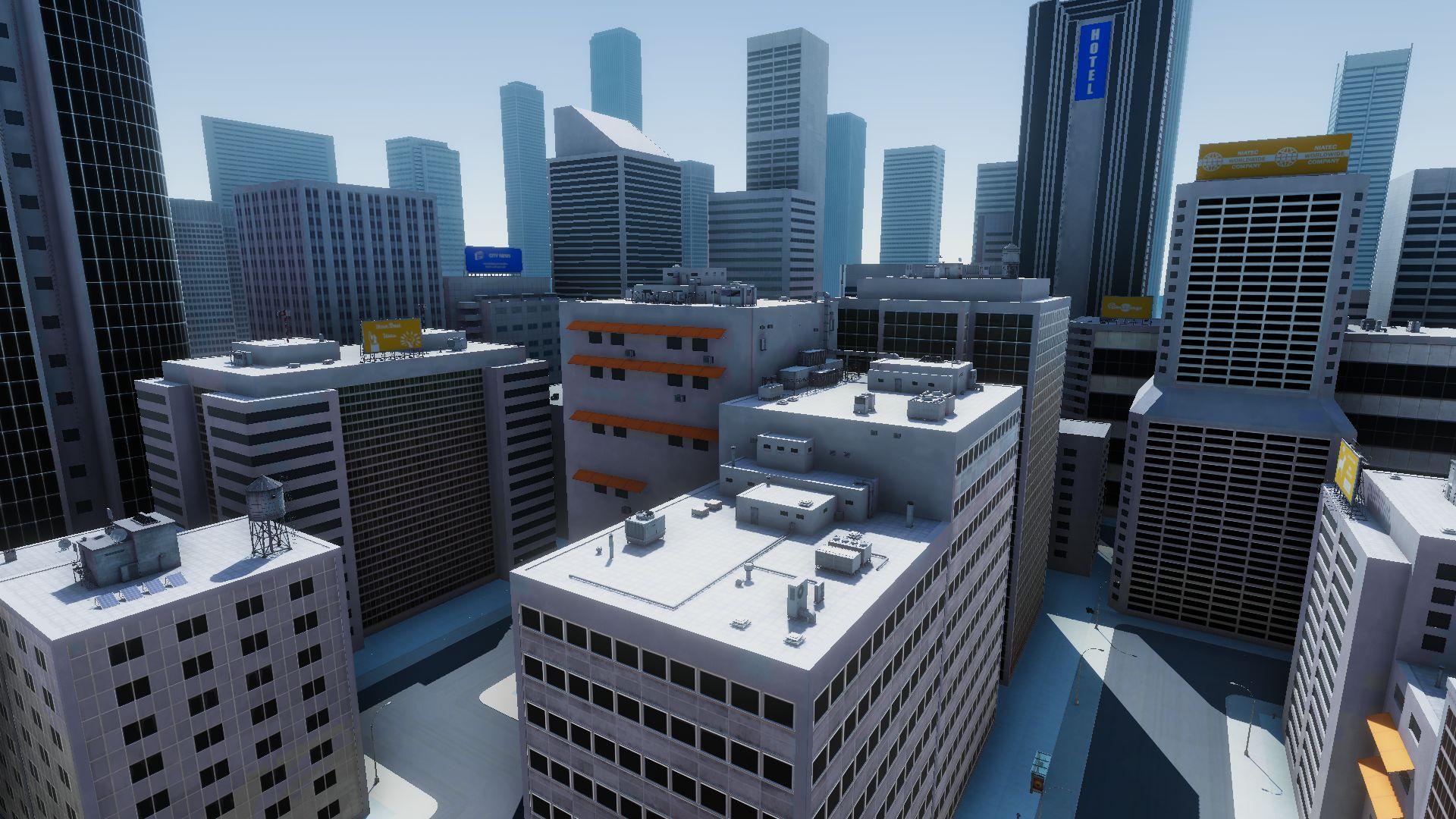 Parkour Extreme screenshot 1
