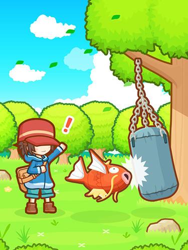 Pokemon: Magikarp jump for Android