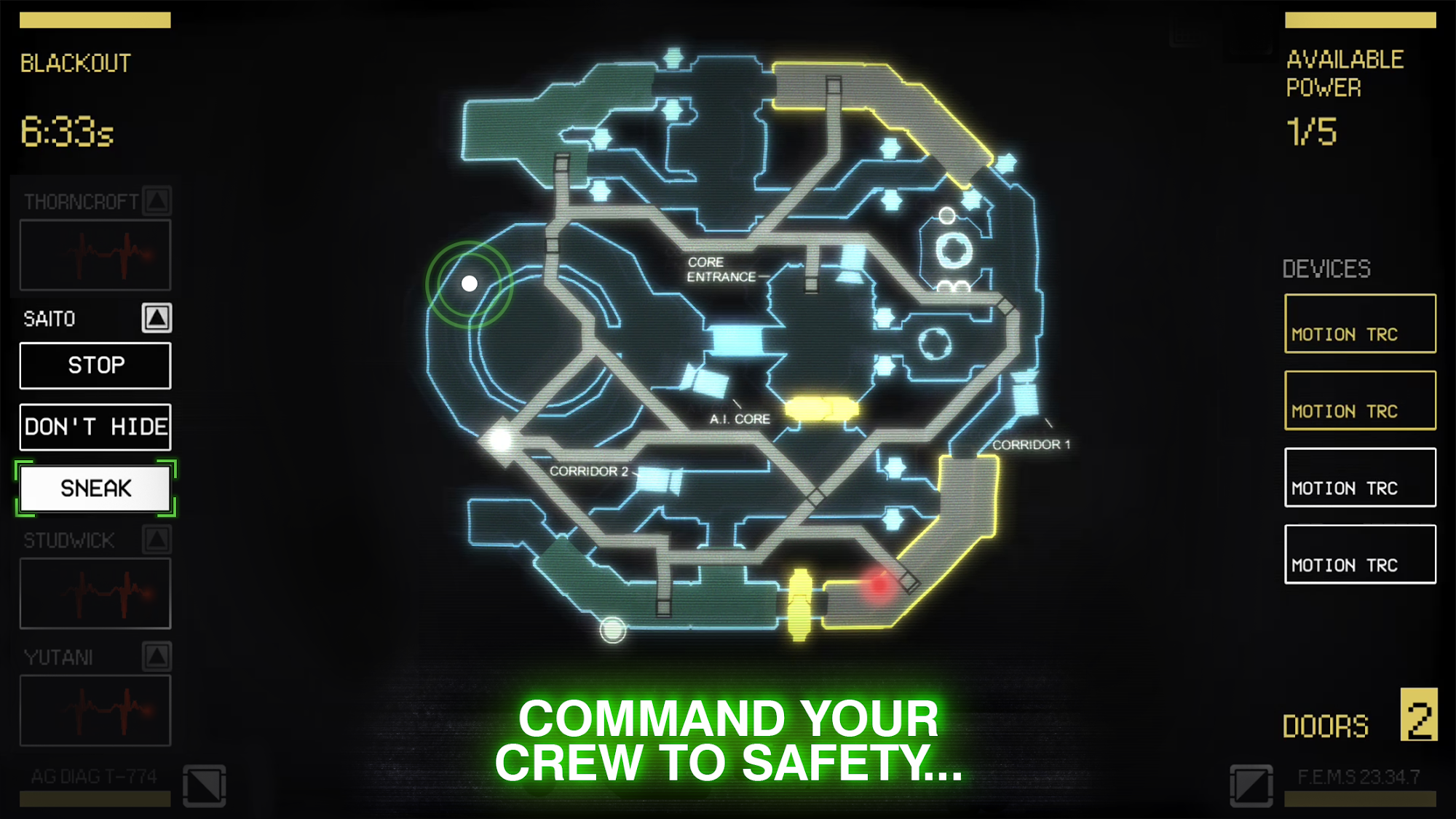 Alien: Blackout для Android