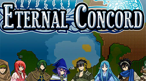 Eternal concord: Retro RPG скріншот 1