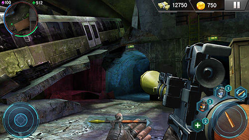 Elite SWAT: Counter terrorist game for Android