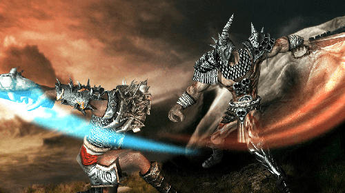 Brutal fighter: Gods of war para Android