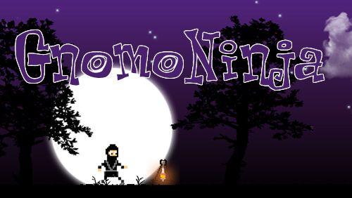logo Gnomo Ninja