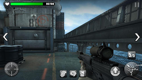Impossible assassin mission: Elite commando game screenshot 1