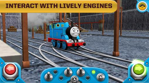 Thomas and friends: Race on! pour Android