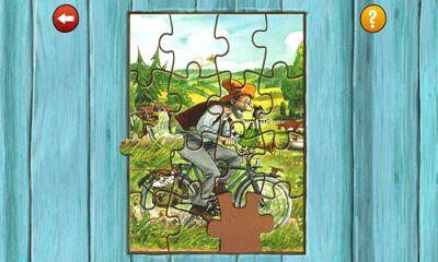 Rompecabezas Pettson's Jigsaw Puzzle en español