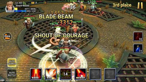 Sword storm für Android