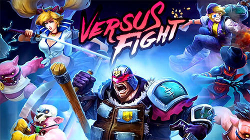 Versus next fight captura de tela 1