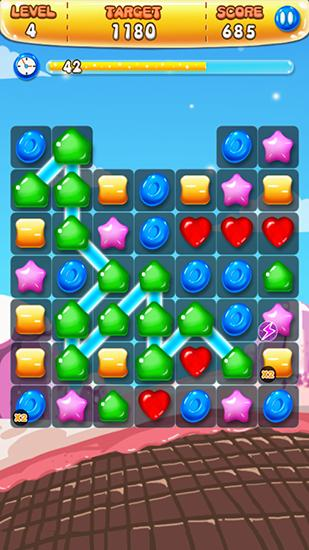 Candy smash für Android