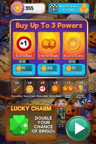 Casino Bingo quest: Halloween holiday fever in English