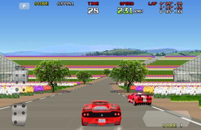 Rennspiele: Lade Autobahnrennen auf dein Handy herunter