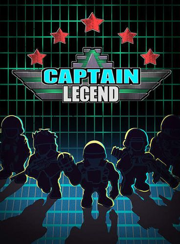 logo Captain legend