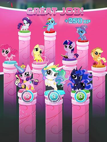 Spiele basierend auf Zeichentrickfilmen My little pony: Pocket ponies auf Deutsch