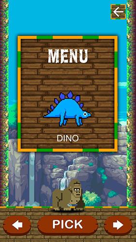 Arcade-Spiele Skip Kong für das Smartphone