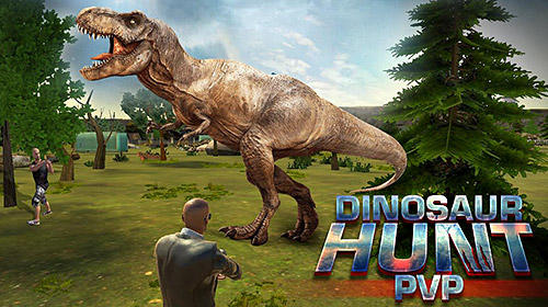 Dinosaur hunt PvP Screenshot