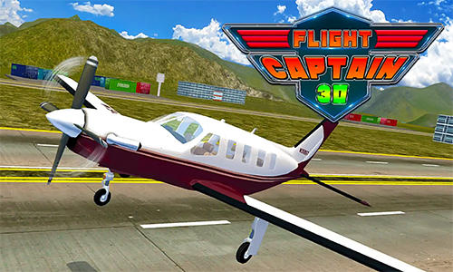 Flight captain 3D іконка