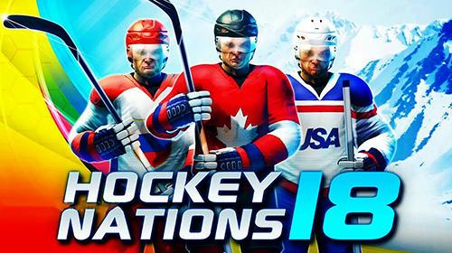 Hockey nations 18 captura de tela 1