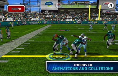 Madden NFL 12 for iPhone for free