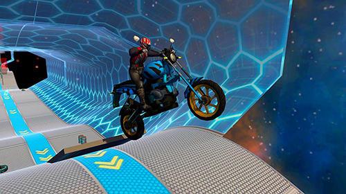 Hill bike galaxy trail world 3 für Android