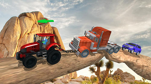 Tractor pulling USA 3D for Android