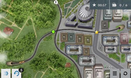 Train control для Android