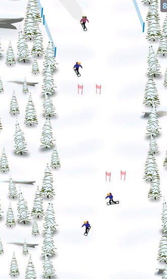 Alpine boarder для Android
