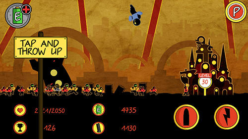 Ultimate madness tower defense screenshot 1