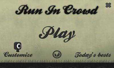 Run In Crowd Screenshot