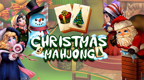 Christmas mahjong solitaire: Holiday fun screenshot 1
