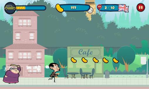 Mr Bean: Around the world screenshots