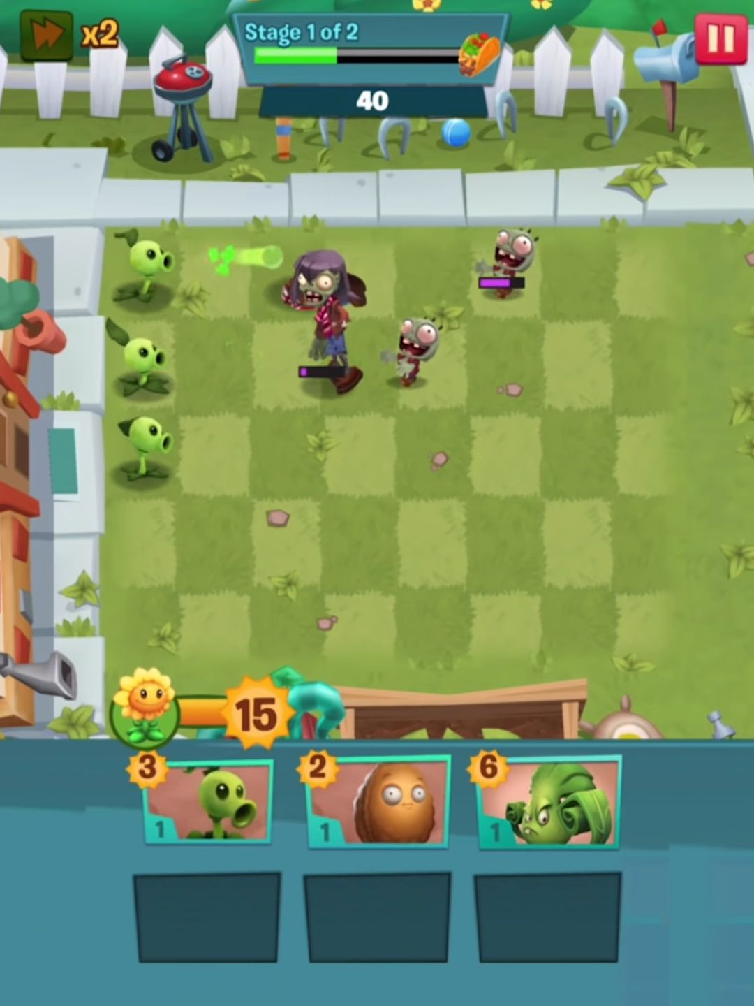 Plants vs. Zombies™ 3 pour Android