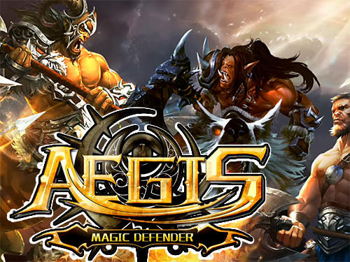 Aegis: Magic defender Screenshot