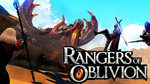 Rangers of oblivion Screenshot