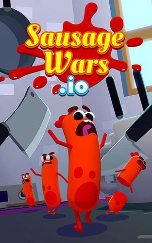 Sausage wars.io captura de pantalla 1