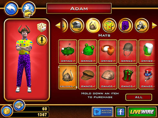 Golden tee: Mobile für Android