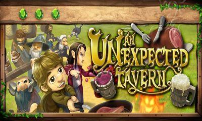 An Unexpected Tavern Screenshot