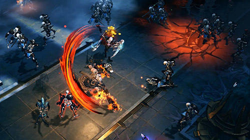 Action RPG Diablo immortal auf Deutsch