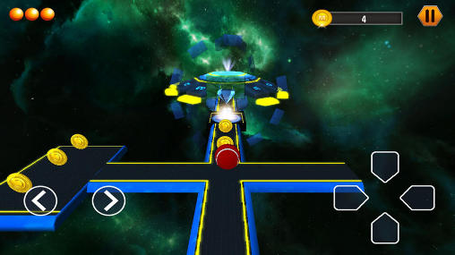 Red ball adventure скриншот 1