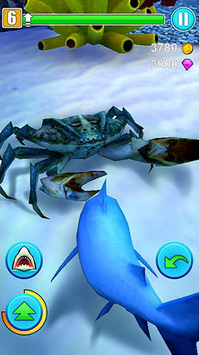 Shark simulator for Android