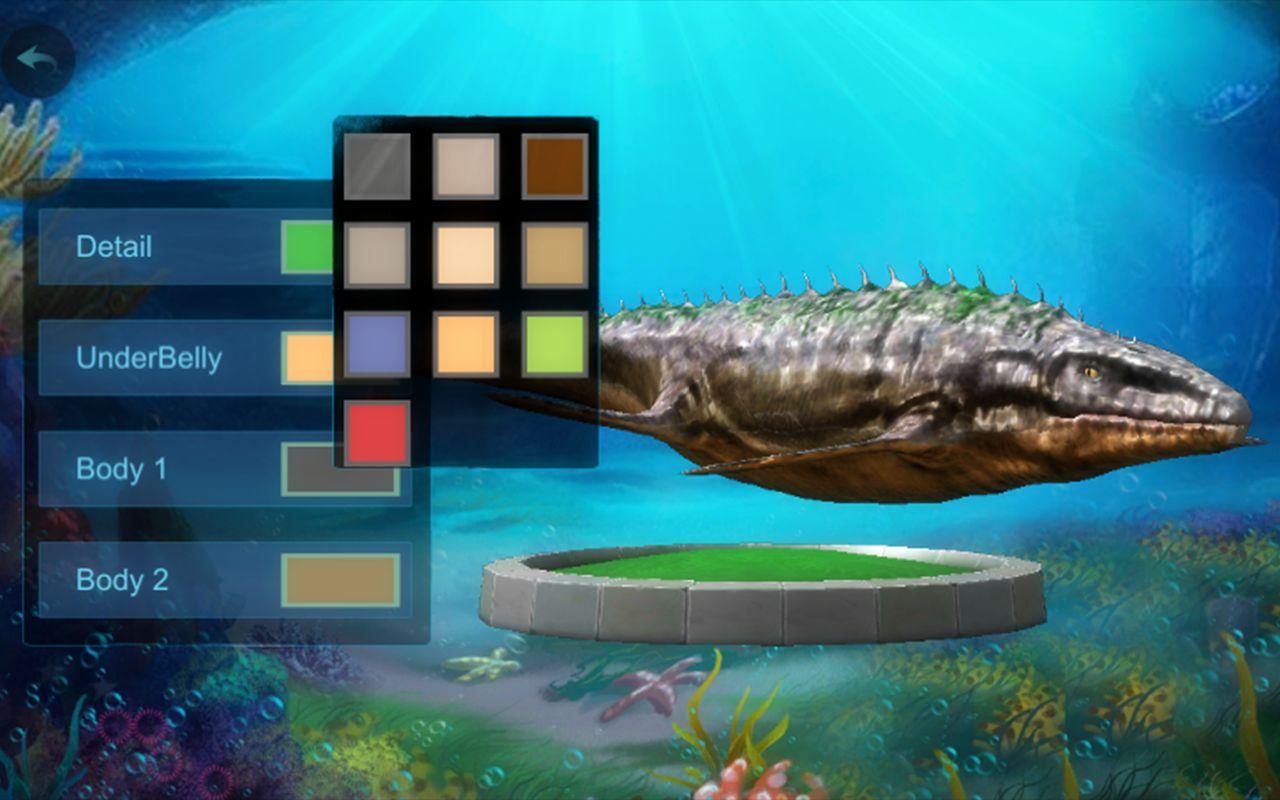 Mosasaurus Simulator capture d'écran 1