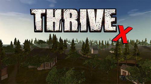 ThriveX survival: Battlegrounds royale скріншот 1